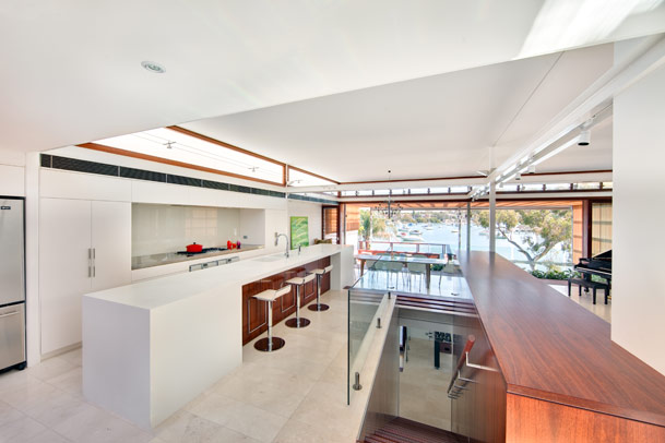 Complete Home Fitout at Tennyson Point, Sydney