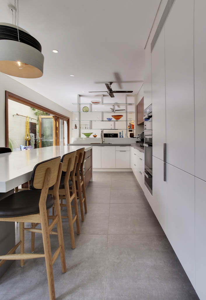 A Danish Kitchen Renovation For An Inner West Terrace