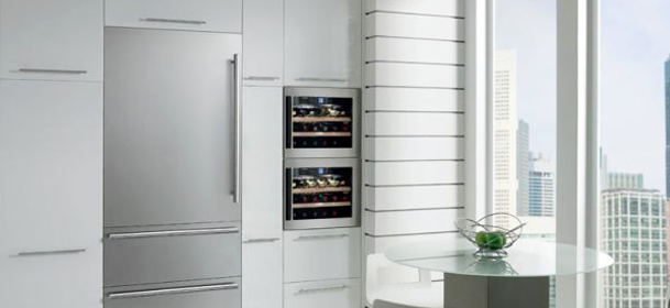 Liebherr integrated refrigerators