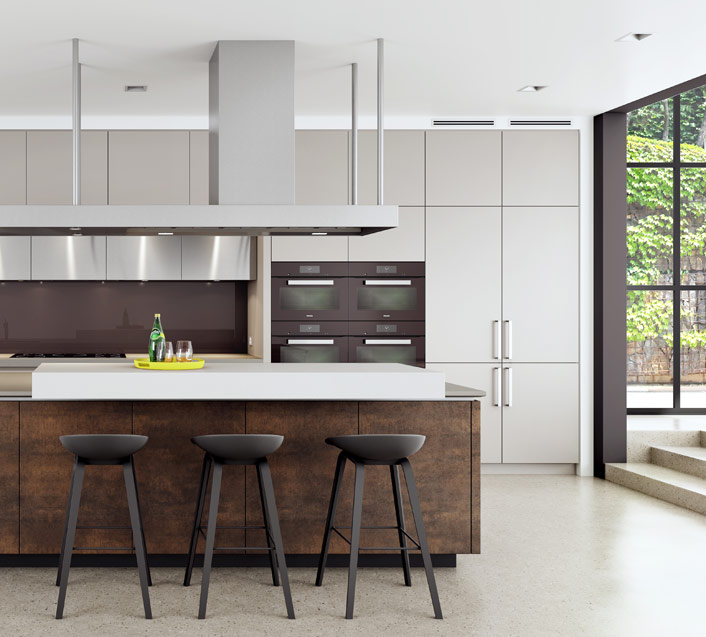 Industrial Style Kitchens - What Are The Key Elements?