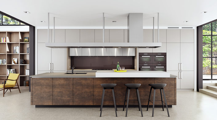 Industrial style kitchens what are the key elements for New york style kitchen design