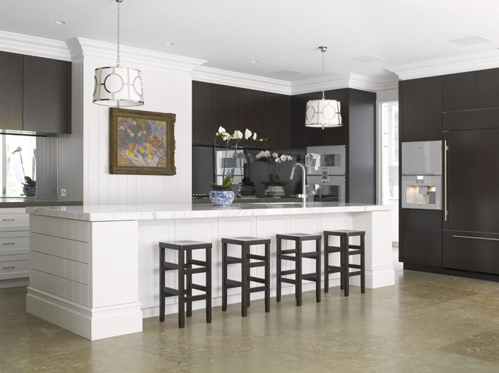 Double Bay luxury kitchen
