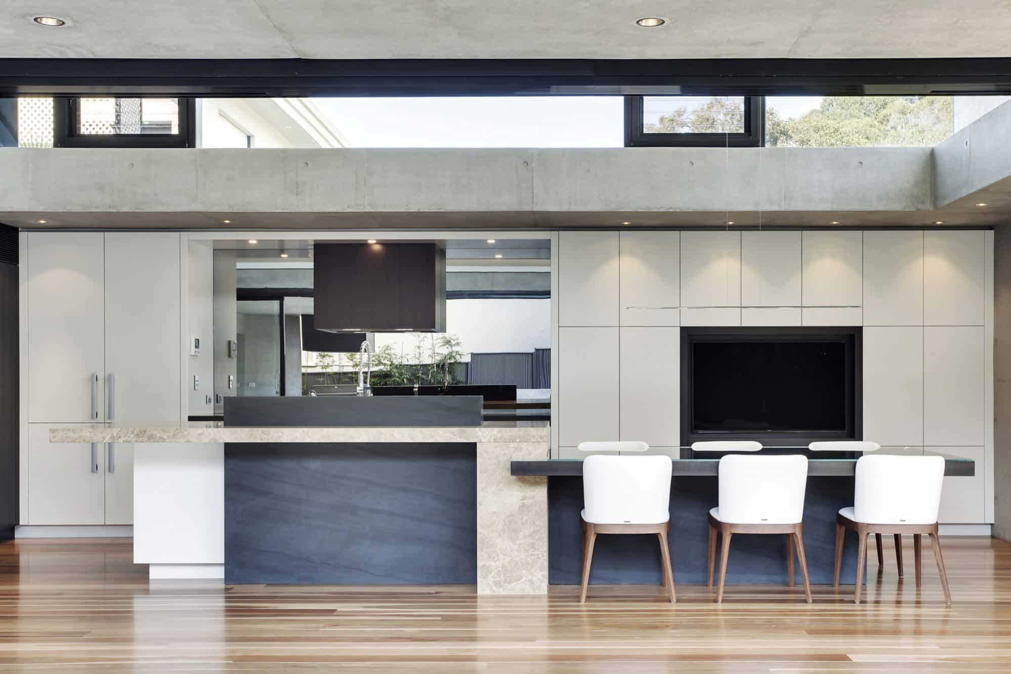 Modern Kitchen in Burraneer