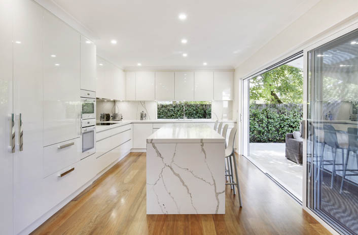 Wahroonga kitchen overall