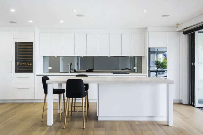 Coogee Beach Apartment Kitchen Article