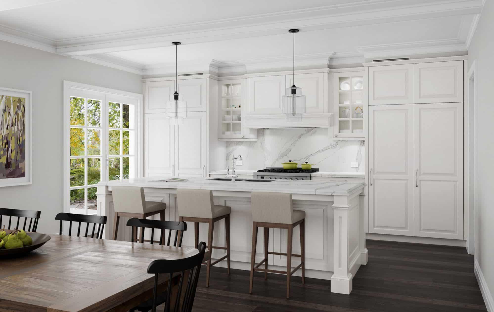 Hamptons Style Kitchen Design Dan Kitchens
