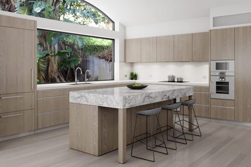 Timber Kitchen Design