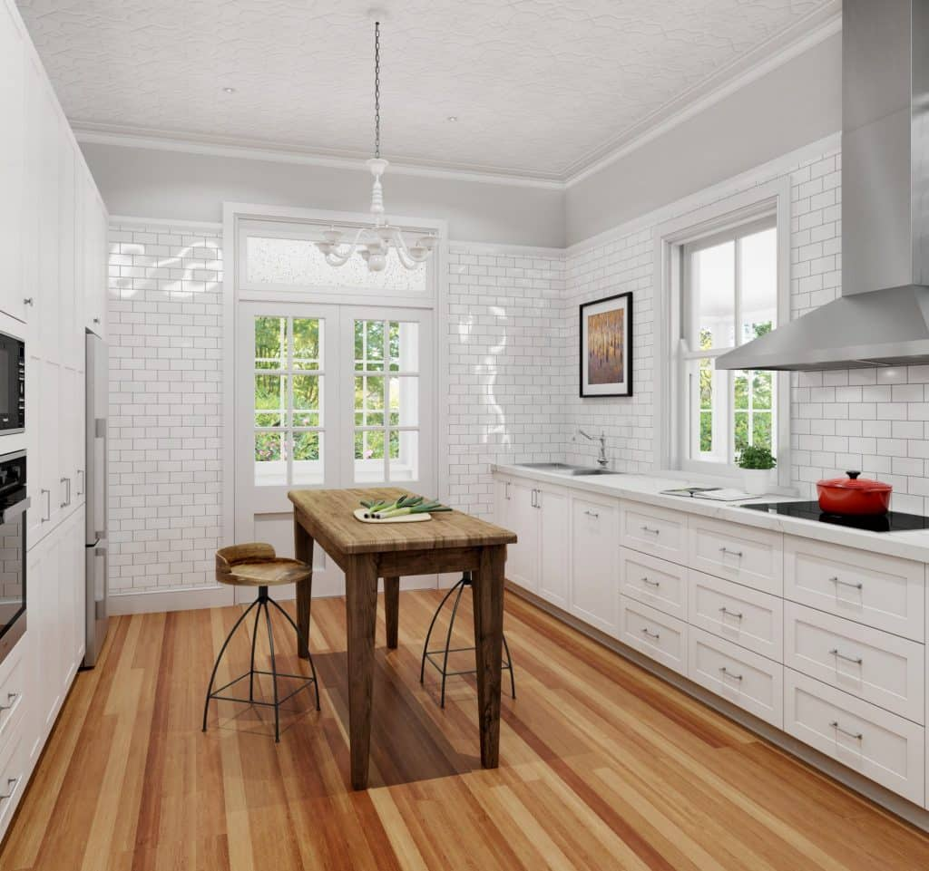 Wentworth Falls Kitchen