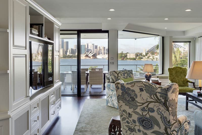 Cremorne Point Project Feature