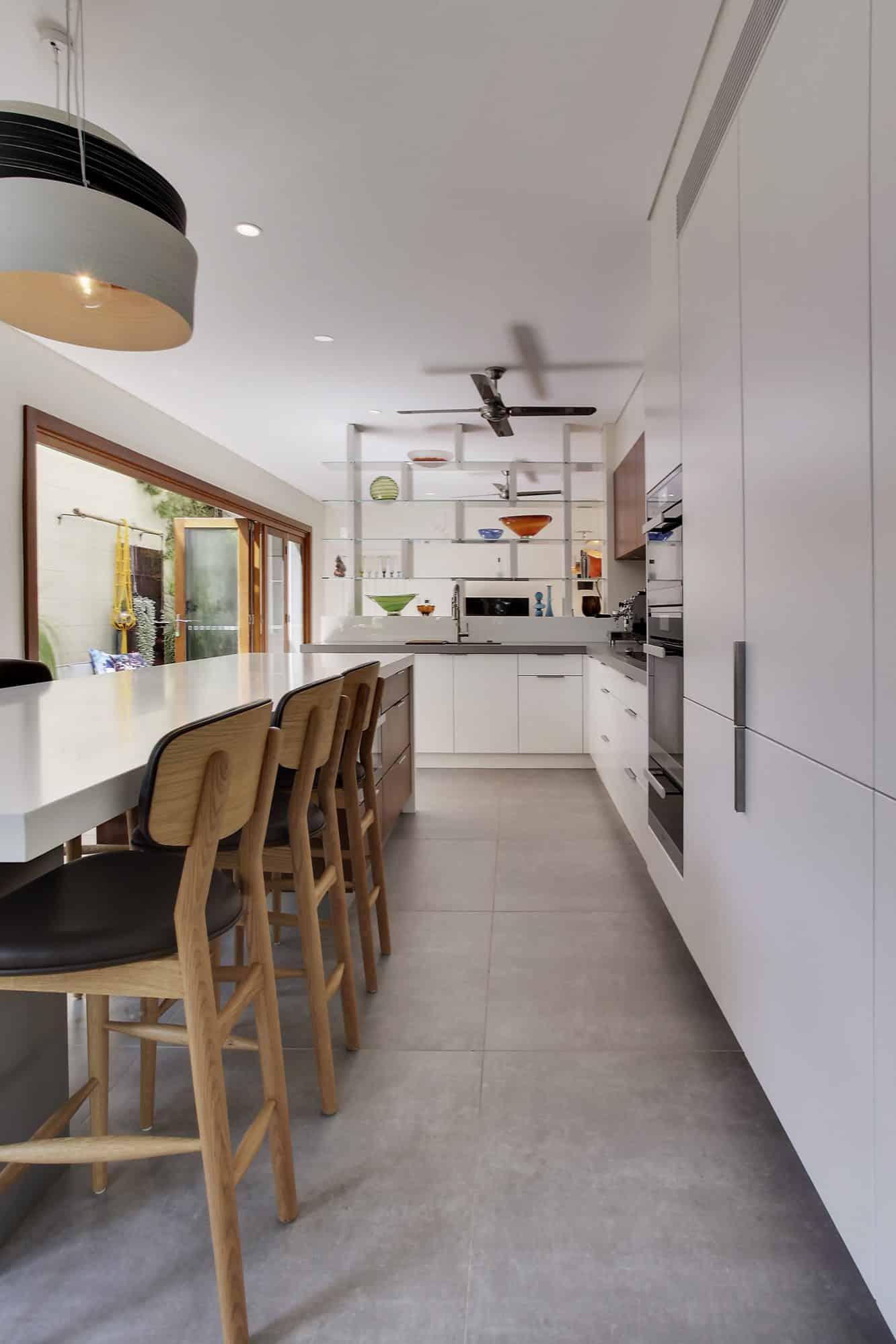 Stanmore Kitchen galley shot
