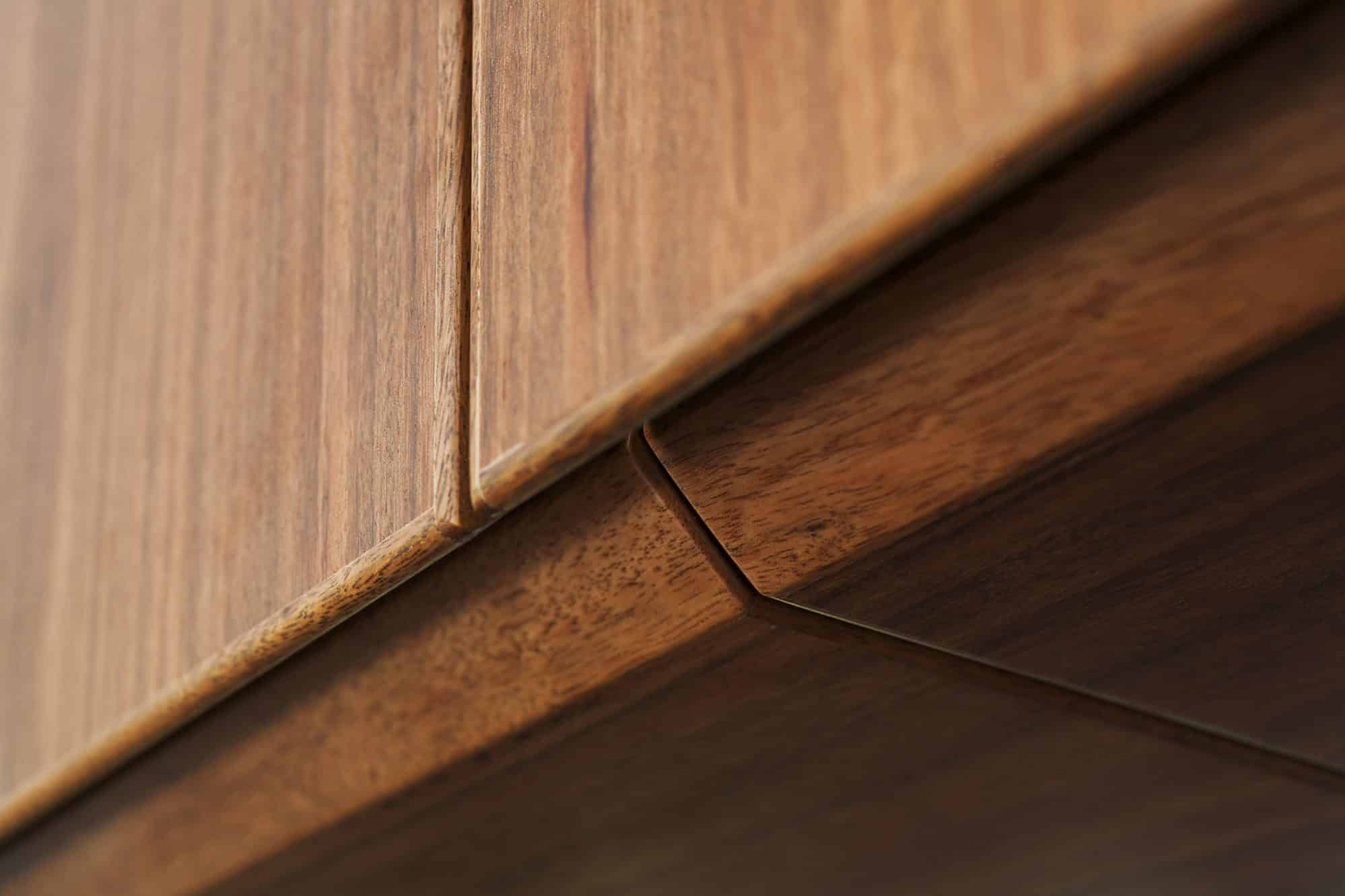 Timber joinery detail