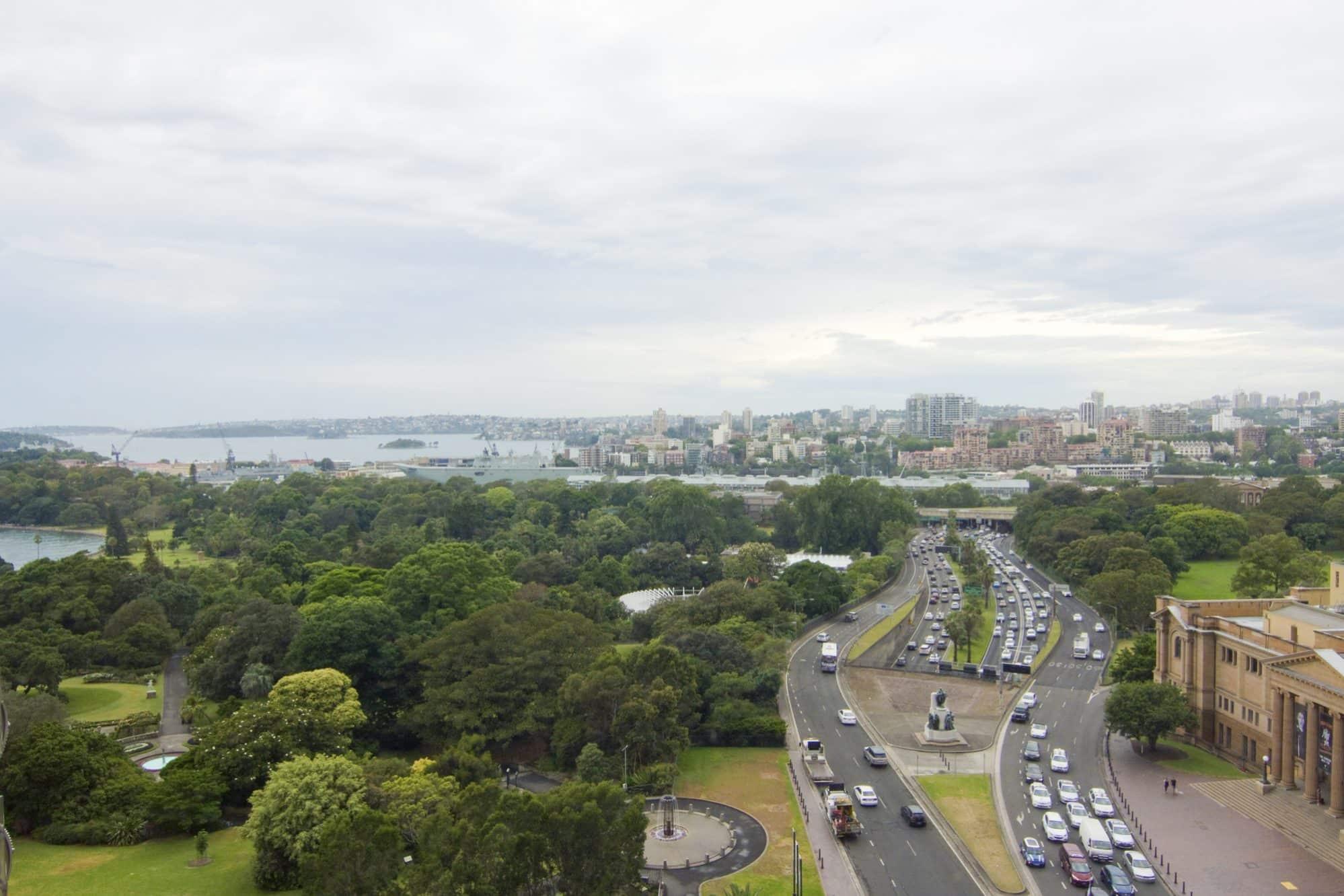 Kitchen View of Sydney