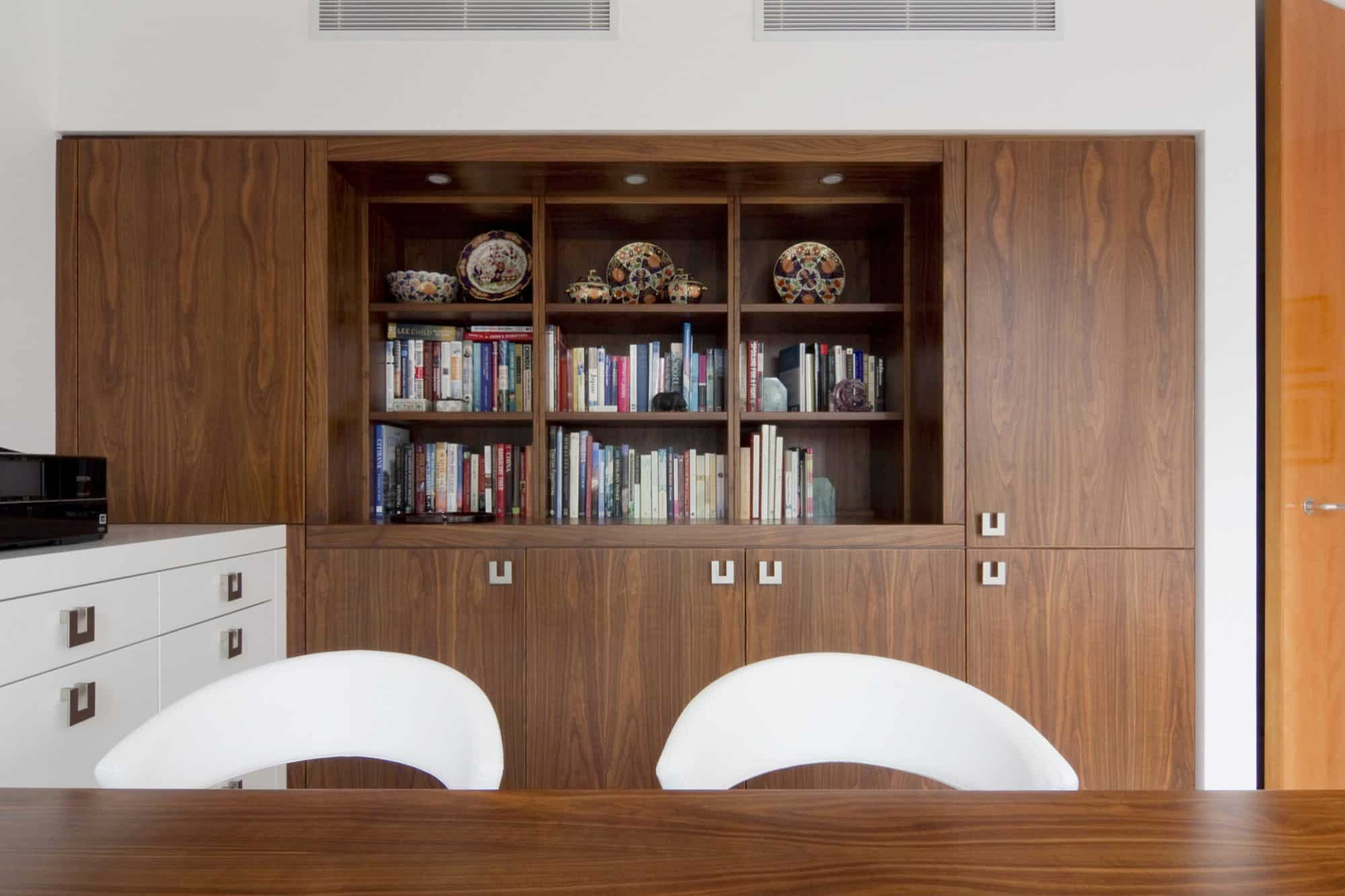 Beautifully crafted joinery