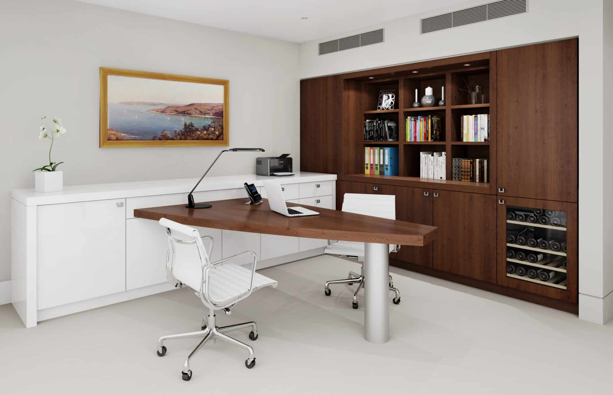 The design for the home office