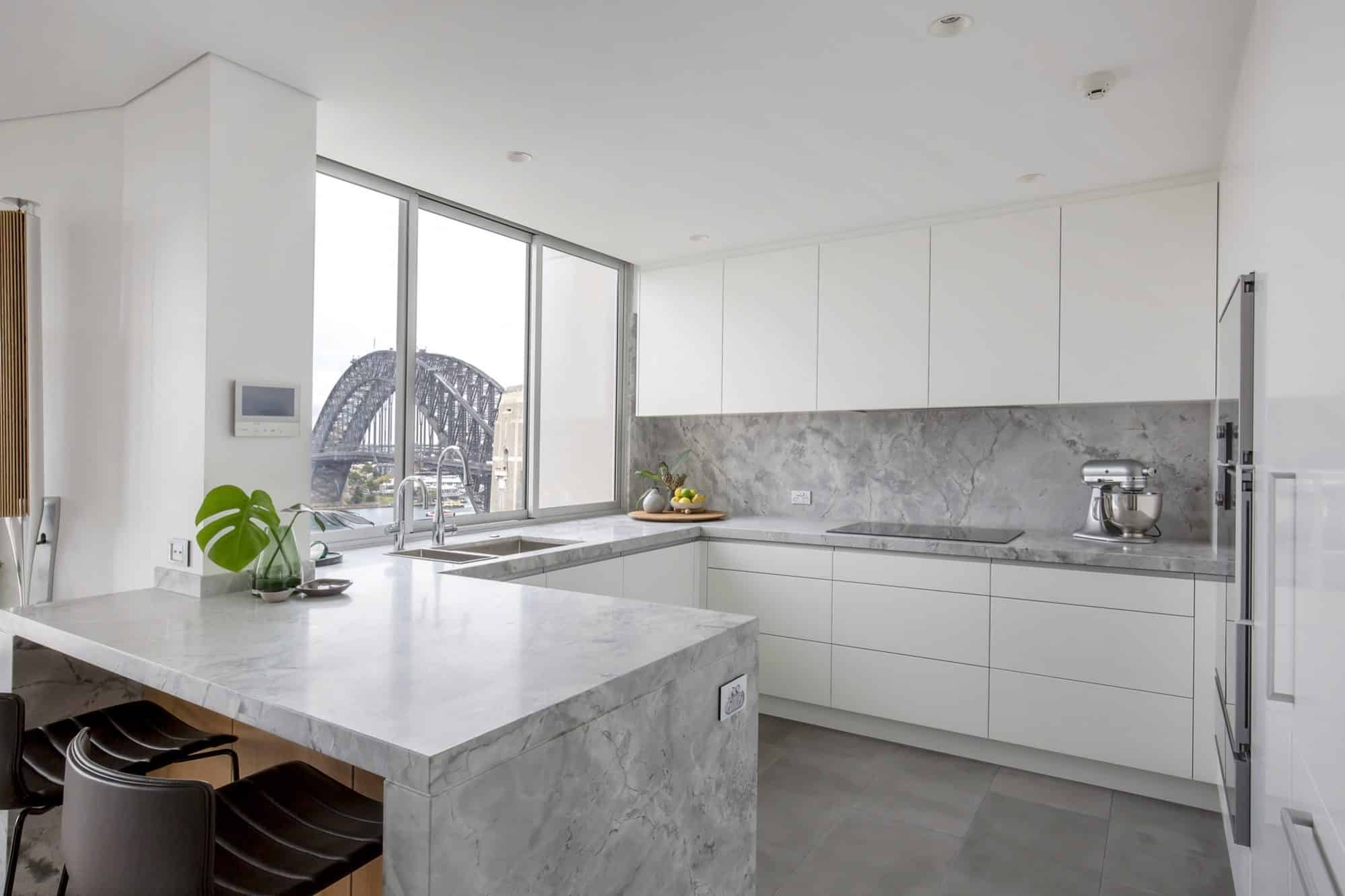 Kirribilli Apartment Kitchen After Image