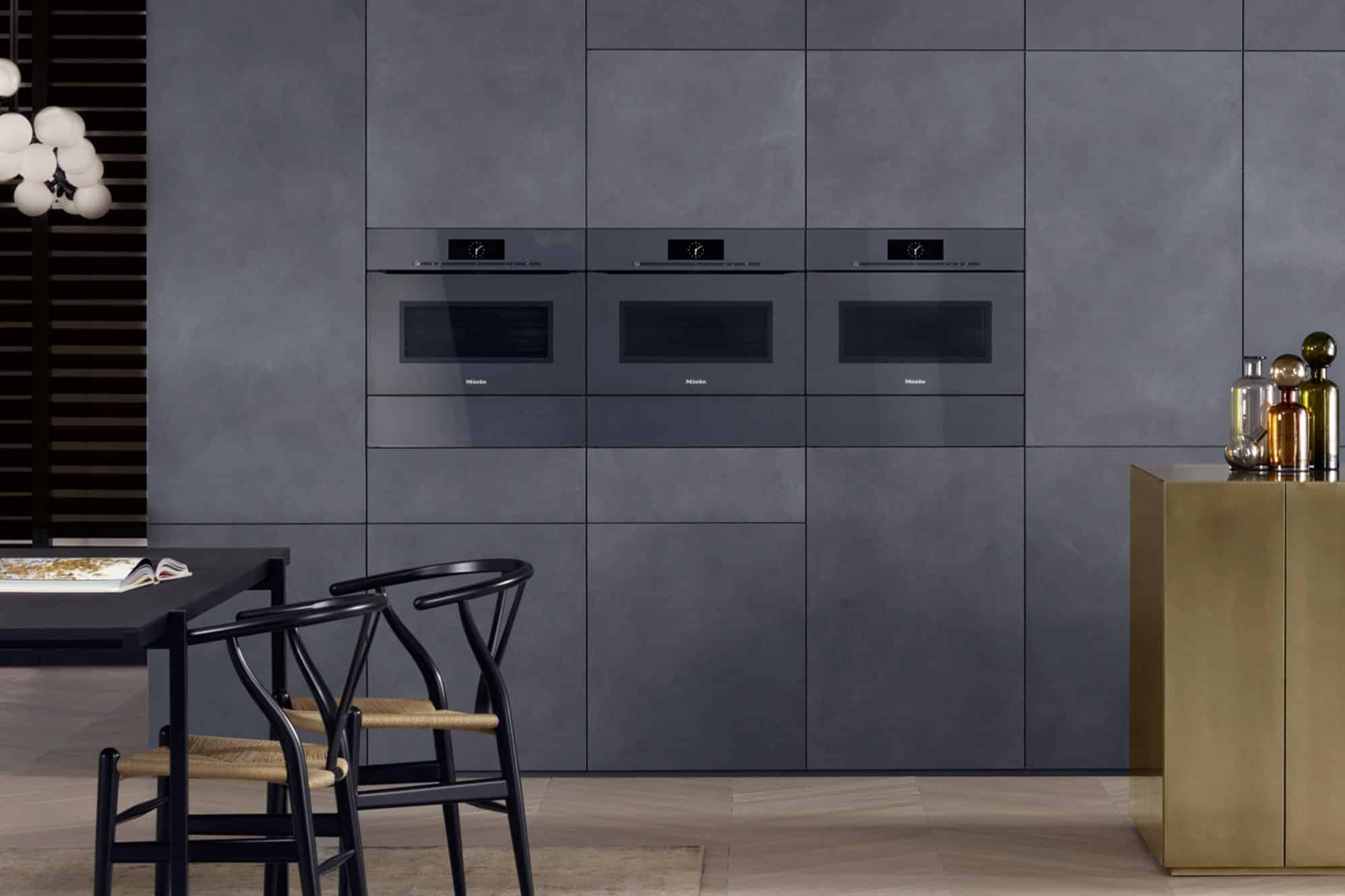 Miele Artline wall appliances